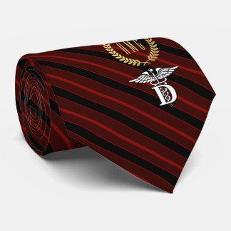 Cravate Rouge professionnel de symbole d'art dentaire