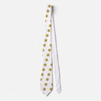 Cravate Shérif