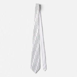 Cravate Six Westies dans un plaid de ressort