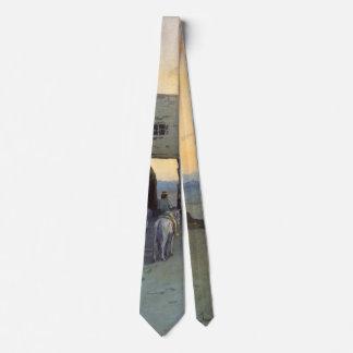 Cravate Soirée, pueblo de Walpi par Marion Kavagh Wachtel