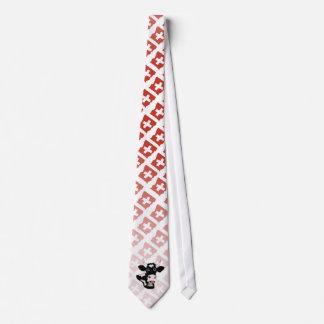 Cravate Suisse de Suisse Svizzera Svizra/lien