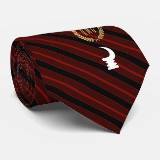 Cravate Symbole d'AKOBEN | de vigilance et de