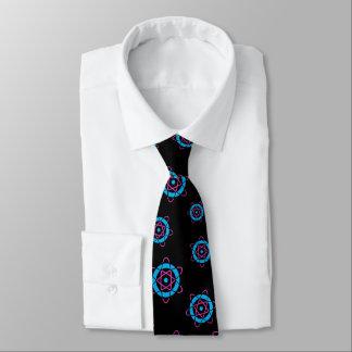 Cravate Symbole d'atome de geek de Sci fi