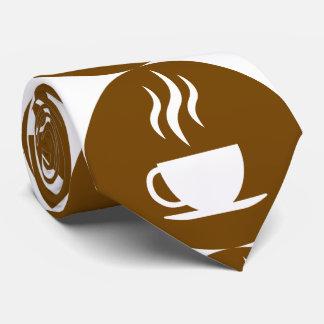 Cravate Tasse de points de coffe