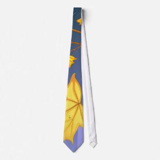 Cravate Tempête d'automne