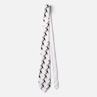 Cravate Toucan