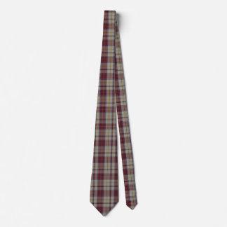 Cravate traditionnel de plaid de robe de Harmon
