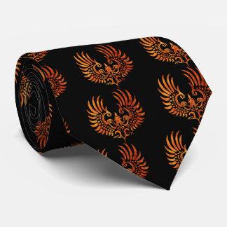 Cravate tribale fabuleuse de Phoenix