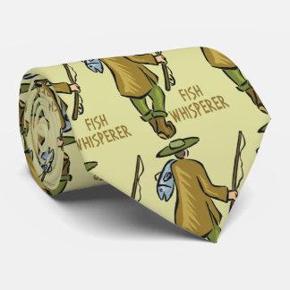 Cravate Truite du Whisperer | de mouche pêchant le pêcheur