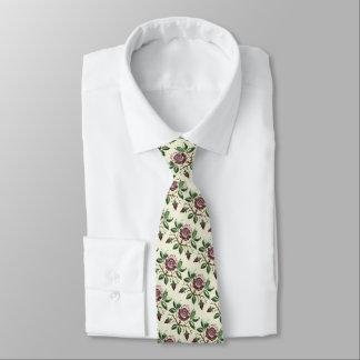 Cravate Tudor s'est levé
