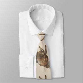 Cravate Un jeune lièvre