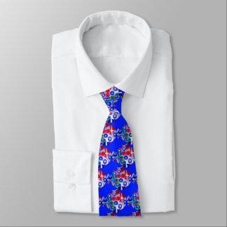 Cravate Union cosmique