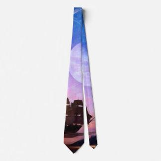 Cravate Vaisseau spatial de Voyager d'illustration