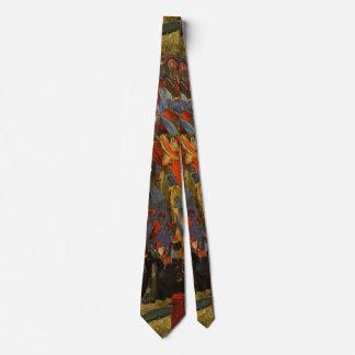 Cravate Van Gogh ; 14ème de la célébration de juillet à