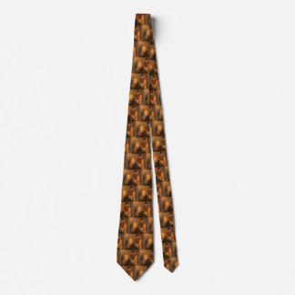 Cravate Vieux capot de guerre par dièse de Joseph Henry