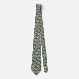 Cravate Ville antique de vue aérienne de carte de Seattle