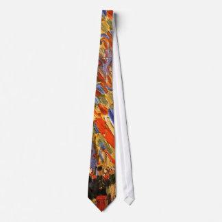 Cravate Vincent van Gogh - 14ème de la célébration de