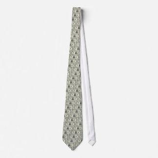 Cravate ZÉRO du DOLLAR