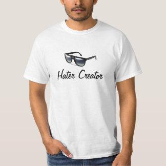 Créateur de haineux t-shirt