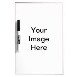 Creëer Uw Eigen Droog wissen Raad Whiteboards