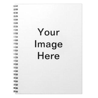 Creëer Uw Eigen Notitieboekje Ringband Notitieboek