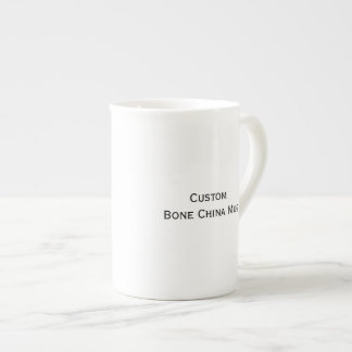 Créez la tasse faite sur commande de thé/café de