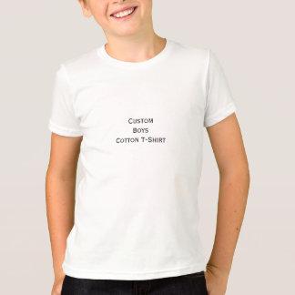 Créez le T-shirt de coton personnalisé par coutume