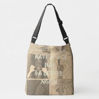 Créez votre propre beau stupéfier ont un beau jour sac