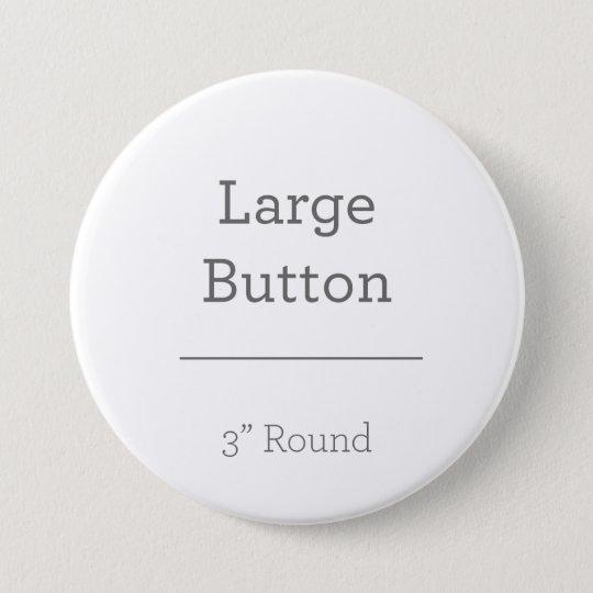 Grand, 7,6 cm Bouton rond