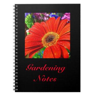 Créez votre propre carnet de jardinage
