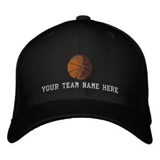 Créez votre propre casquette de basket-ball