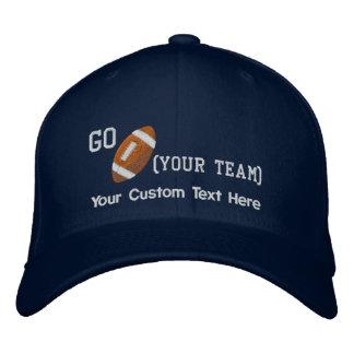 Créez votre propre casquette du football
