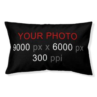 Créez votre propre lit extérieur de chien de photo