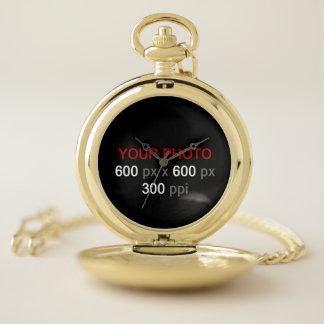 Créez votre propre montre de poche faite sur