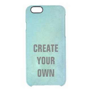 Créez votre propre peinture d'aquarelle de coque iPhone 6/6S