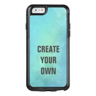 Créez votre propre peinture d'aquarelle de coque OtterBox iPhone 6/6s