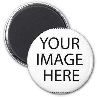Créez votre propre PRODUIT FAIT SUR COMMANDE Magnet Rond 8 Cm