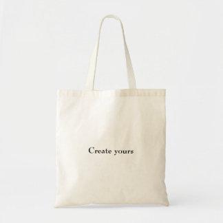Créez votre sac fourre-tout