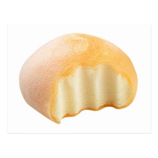 crème glacée de mochi carte postale