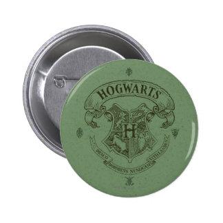 Crête de bannière de HOGWARTS™ Badge Rond 5 Cm