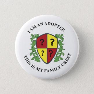 Crête de famille badge rond 5 cm