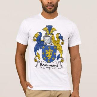 Crête de famille de Beaumont T-shirt