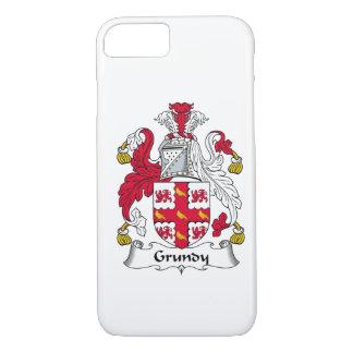 Crête de famille de Grundy Coque iPhone 7