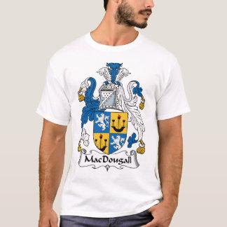 Crête de famille de MacDougall T-shirt