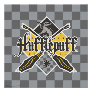 Crête de Harry Potter | Gryffindor QUIDDITCH™ Poster