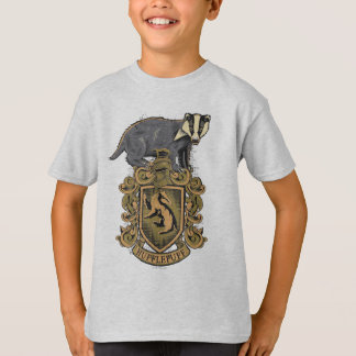 Crête de Harry Potter | Hufflepuff avec le T-shirt