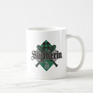 Crête de Harry Potter | Slytherin QUIDDITCH™ Mug Blanc