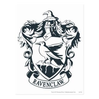 Crête de Ravenclaw Carte Postale