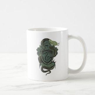 Crête de SLYTHERIN™ Mug Blanc