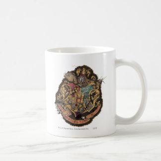 Crête vintage de Harry Potter | Hogwarts Mug